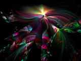 Spilling Rainbows by jswgpb, Abstract->Fractal gallery