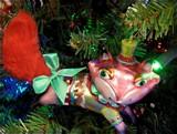 Sly Fox Ornament by trixxie17, holidays->christmas gallery