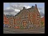 Dicksonska folkbiblioteket by Junglegeorge, Photography->Architecture gallery