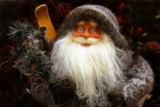 old world santa by tee, Holidays->Christmas gallery