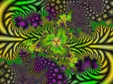 Celebration in DMT land by FractalsByRee, Abstract->Fractal gallery