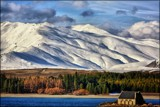 Tekapo Winter by LynEve, photography->mountains gallery