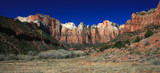 Zion National Park-Court of the Patriarchs by nmsmith, Photography->Landscape gallery
