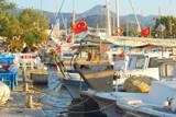 Morning sun by Bursa, Photography->Boats gallery