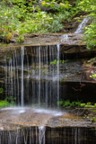Closeup of Crystal Falls by Pistos, photography->waterfalls gallery