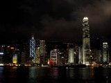 Hong Kong Skyline by spycs, Photography->City gallery