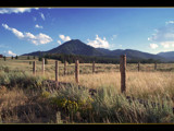 Buildin' a Corral by nmsmith, Photography->Landscape gallery