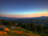 Sunset on the Latin Valley by Ed1958, Photography->Sunset/Rise gallery