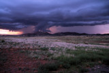 Storm over Prescott by Fleas, Photography->Skies gallery