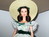 Barbie as Vivien Leigh as Scarlett O'Hara by makeshifter, photography->general gallery
