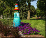 Colorful Lighthouse by Jimbobedsel, photography->lighthouses gallery