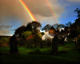 DOUBLE RAINBOW by LANJOCKEY, photography->nature gallery