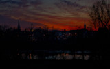 Fredericksburg at sunset by Trpoe, photography->sunset/rise gallery