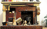 My Mother's Toy Hearth by makeshifter, photography->sculpture gallery