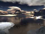 Cold as Ice by Foxfire66, Computer->Landscape gallery