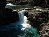Elbow Falls by d_spin_9, photography->waterfalls gallery