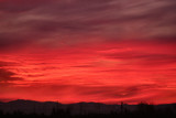 Sunset Series: #2 Fire in the Sky by verenabloo, Photography->Sunset/Rise gallery
