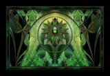 Malachite Dreams by nmsmith, Abstract->Fractal gallery