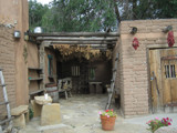New Mexico Restaurant Courtyard?? by Anita54, Photography->Landscape gallery