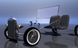Open Air Ride by FlimBB, computer->3d gallery