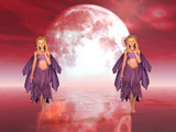 Faerie twins by Donna68, Computer->3D gallery