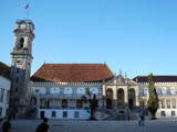 The traditional view of Coimbra University by Nuno_Cruz, Photography->Architecture gallery