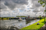 Entering The Locks by corngrowth, photography->shorelines gallery