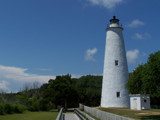 Ocracoke Island Lighthouse by geolgynut, photography->lighthouses gallery