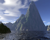 Tim's Peak by timw4mail, Computer->Landscape gallery