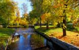 Autumn symphony 5 by Inkeri, photography->gardens gallery