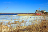 South Cove in Winter by luckyshot, Photography->Shorelines gallery