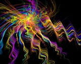Sun Sprite by Asrai, Abstract->Fractal gallery