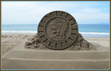 Circle Made of Sand by icedancer, photography->shorelines gallery