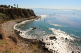 Palos Verdes Cliffs by pinkheythur, photography->shorelines gallery