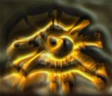 Image: Hunab Ku Galactic Butterfly