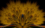 Spirited Plumage by tealeaves, Abstract->Fractal gallery