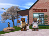 Childrens hospital by Junglegeorge, Computer->3D gallery