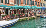 Restaurant row - Venice by donmarchand, Photography->Manipulation gallery