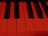 Noir et Rouge Clefs De La Piano by danger_of_death, Music gallery