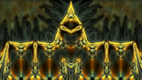 ??? (The Protectress During Coronation in the Golden Cathedr by Flmngseabass, abstract gallery