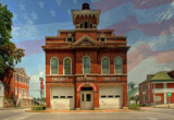 Fire House, USA by 0930_23, photography->architecture gallery
