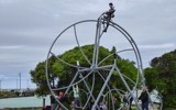Penny-farthing swing by LynEve, photography->general gallery