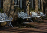 White benches by Trpoe, photography->general gallery