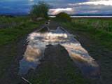 Sky Puddle by Zyrogerg, Photography->Landscape gallery