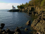 Lime Kiln Lighthouse by darrellplank, photography->shorelines gallery