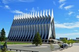 """""""US Air Force Academy Cadet Cathedral"""" by icedancer, photography->places of worship gallery"""