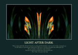 Light after Dark Poster by LynEve, photography->manipulation gallery