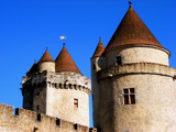 The Blandy les Tours castle(France) by 89037, photography->castles/ruins gallery