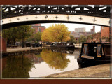old bridges and long boats........... by fogz, Photography->Boats gallery