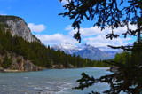 """""""Rocky Mountain High #5"""" Bow River Beyond by icedancer, photography->mountains gallery"""